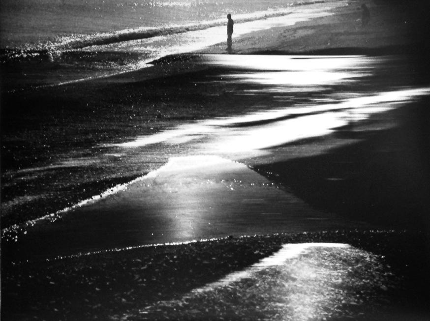 66) Mario Giacomelli - Il mare © courtesy Archivio Mario Giacomelli Senigallia cm30,5x40,5